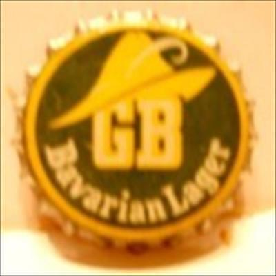 Bavarian Lager  Beer Bottle Cap