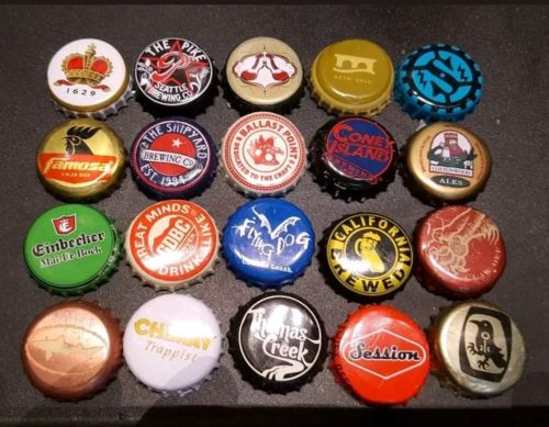 magnetic beer bottle caps