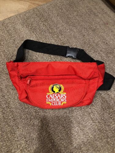 Vintage CAESARS Casino Belly Bag -New /RARE