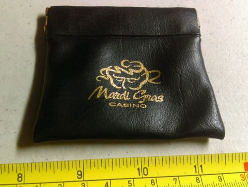 Vintage? Mardi Gras Casino Advertising Coin Purse