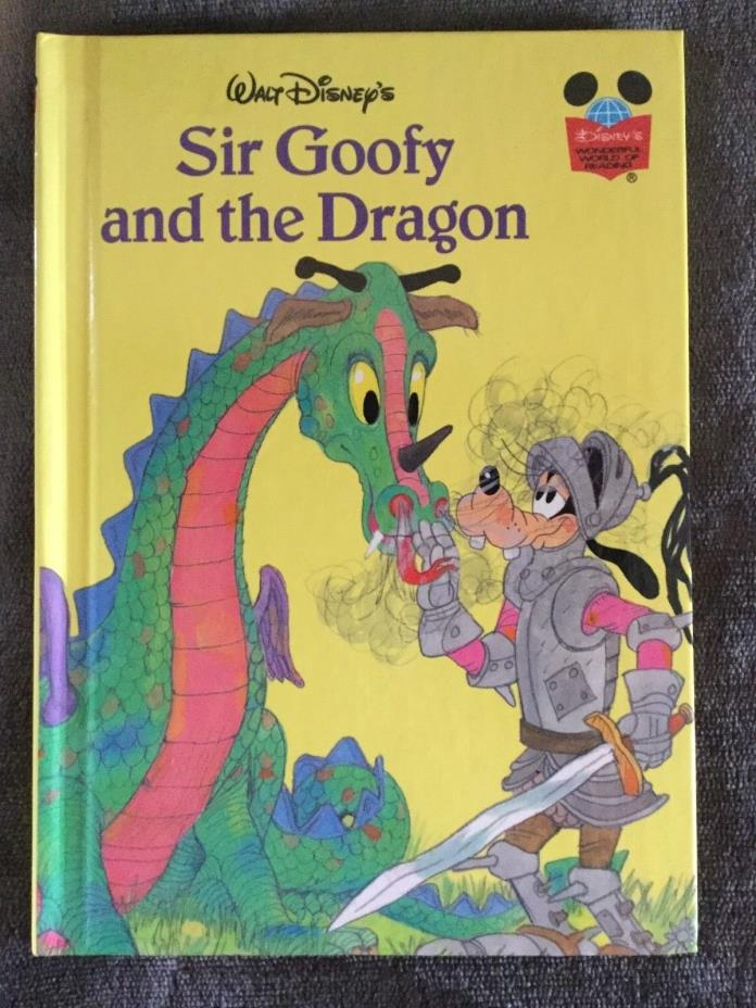 Walt Disney's Sir  goofy and the   Dragon 1983