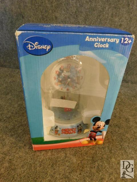 Mickey Mouse Clubhouse Anniversary Clock