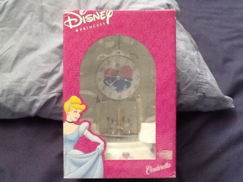 Disney Princess Anniversary Clock