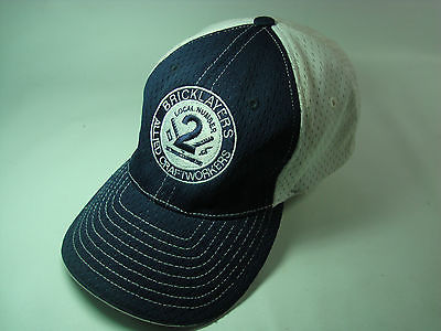 Brick Layers Allied Craftworkers Local Number 2 Baseball Cap