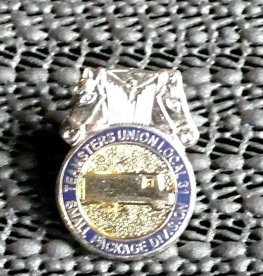 Teamsters Union Local 31 Pin - Small Package Division