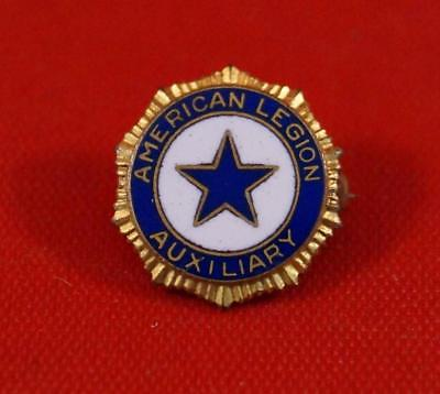 Vintage American Legion Auxiliary Pin Pinback