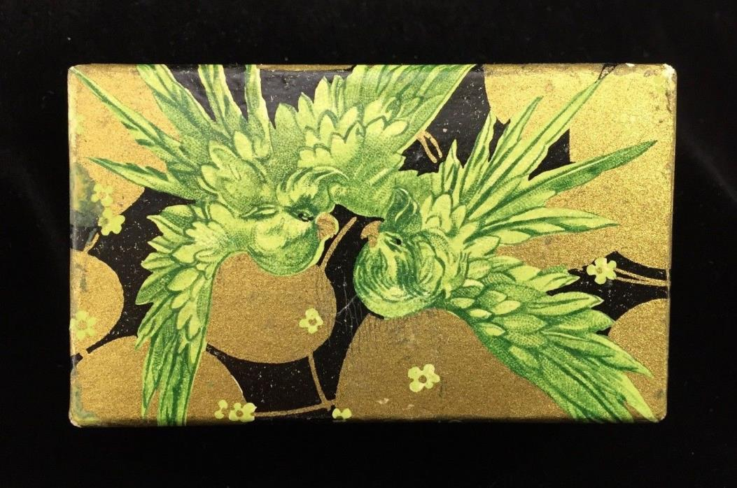 Antique Roger et Gallet Le Jade Perfume Box - Empty