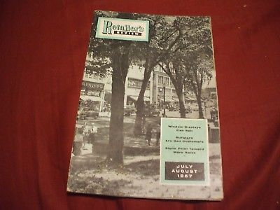 RETAILER'S REVIEW Magazine - Monongahela Power Company - Jul/Aug 1957