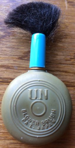 Vintage Blower Brush UN Patented Japan 3.5