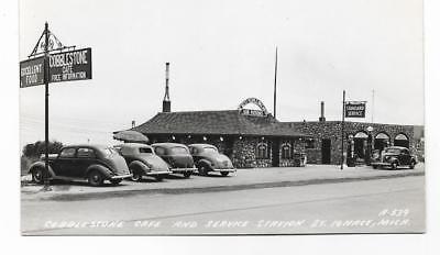 RPPC-COBBLESTONE CAFE,RESTAURANT & STANDARD GAS,SERVICE STATION-ST IGNACE,MI