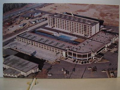 1970 Fayetteville, North Carolina Bordeaux Motor Inn &  Convention Center