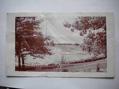 Postcard Camp Playmore Boys Camp Neshkoro Wisconsin Postmark 1956