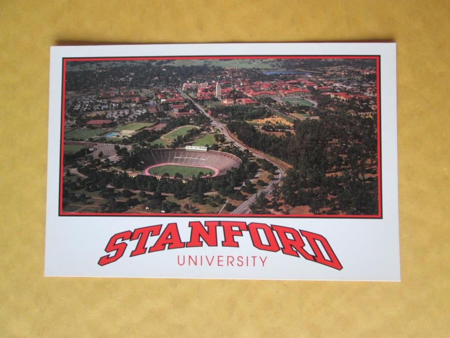 STANFORD UNIVERSITY  FOOTBALL STADIUM
