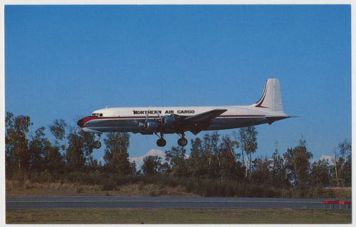 Northern Air Cargo, Douglas DC-6A Airliner