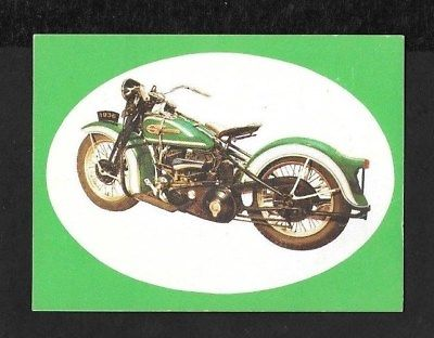 HARLEY DAVIDSON 1936 LABATT BEER CAR SHOW EXPO AD CARD THE BELLES OF YESTERYEAR