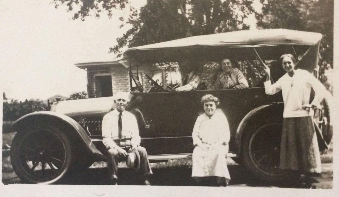 1920 Chevrolet D5 V8