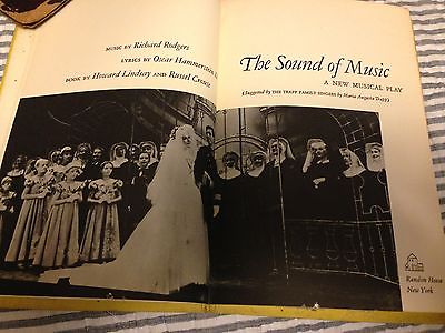 The Sound of Music. by Howard Lindsay & Russel Crouse, Rogers and Hammerstien