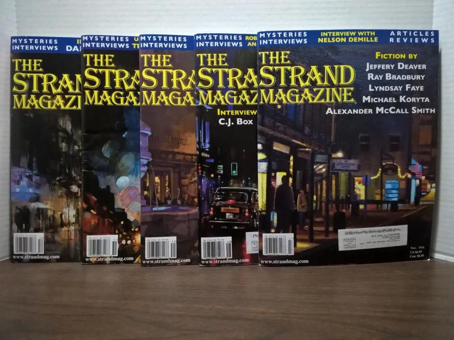 The Strand Magazine PICK and CHOOSE 1 or more