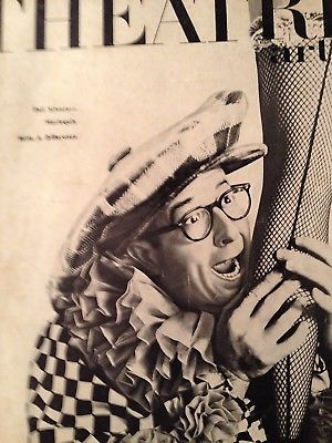 THEATRE  ARTS  7/52  -  PHIL SILVERS ON COVER