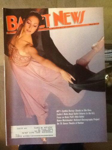 Ballet News Magazine, February 1986