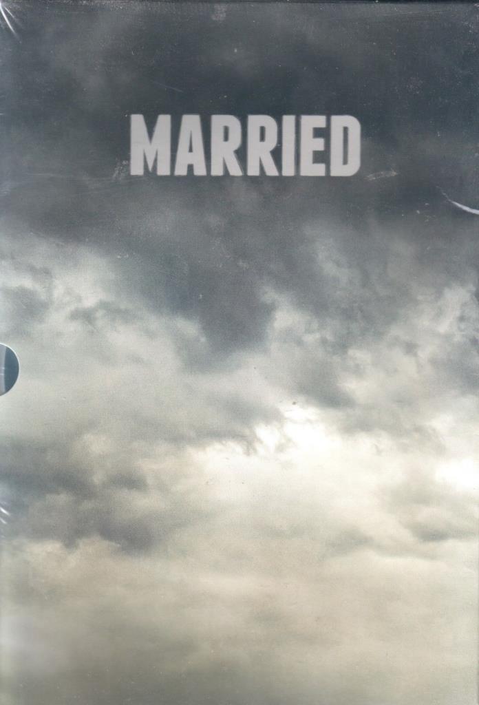 Married TV series press kit (brand new, sealed in original shrink-wrap)