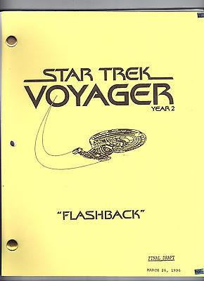 STAR TREK: Voyager Year 2 show script