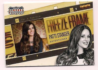 2015 Panini Americana Patti Stanger Entertainer