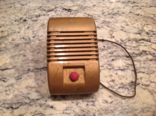 VINTAGE DRIVE IN MOVIE THEATER SPEAKER RCA
