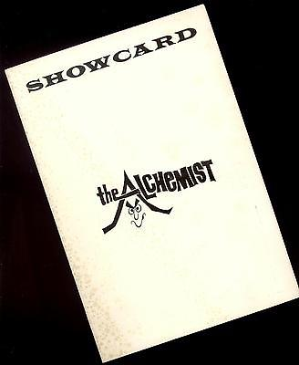 1964 Roy Scheider THE ALCHEMIST John Heffernan James Cahill Wayne Tippit OffBway
