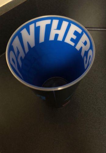 CAROLINA PANTHERS HARD PLASTIC 32oz CUP