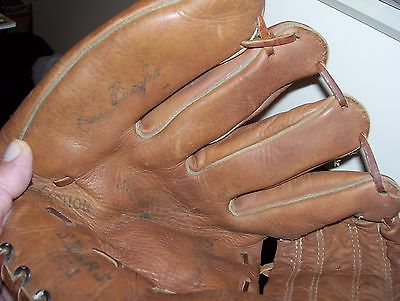 glove-very vintage-Sears Ernie Broglio model