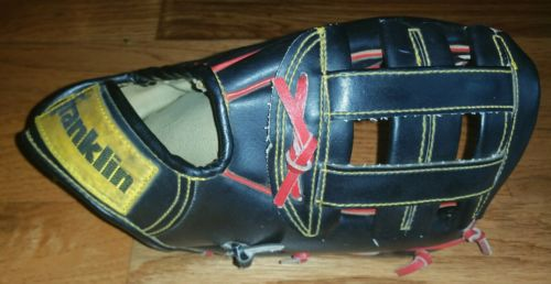 Bo Jackson Signature Franklin 4621 Baseball Softball glove mitt Royals White Sox