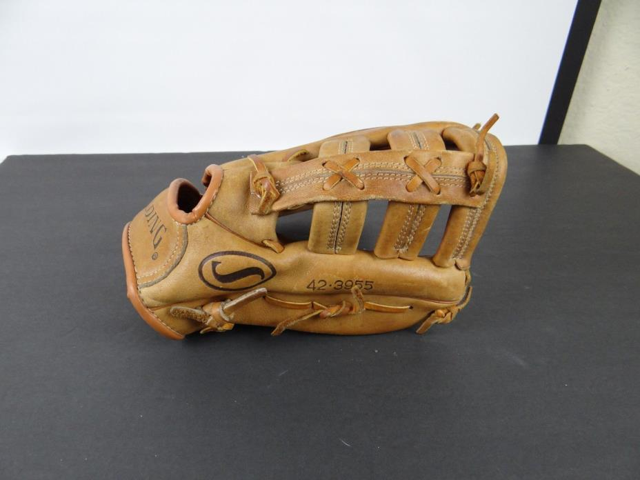 Vintage Collectible Spalding baseball Glove