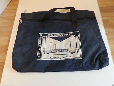 #LLWS (1992) Press Bag: Little League World Series