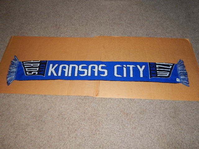 Vintage 1990s Kansas City Wizards Addidas Sports 58