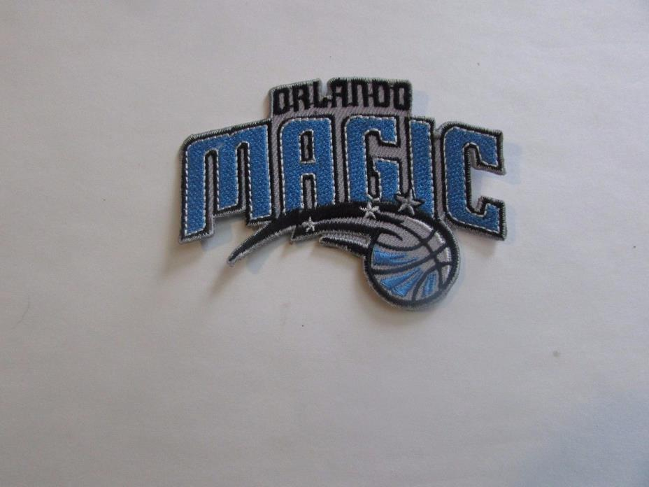 Orlando Majic Patch - Iron On/Sew On
