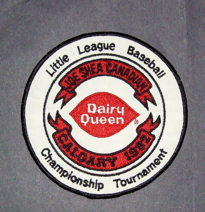 RARE Vintage Little League Baseball