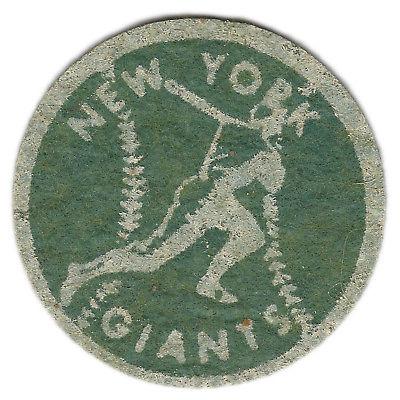 1940'S/50'S NEW YORK GIANTS MLB BASEBALL VINTAGE 2