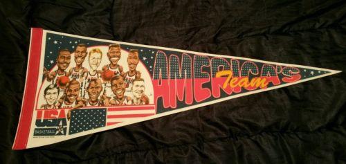Vintage 92 USA Basketball