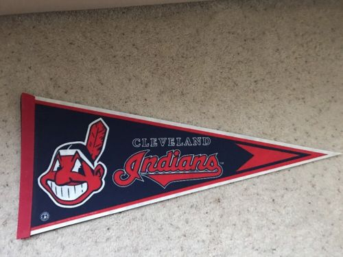 Cleveland Indians Pennant 2000