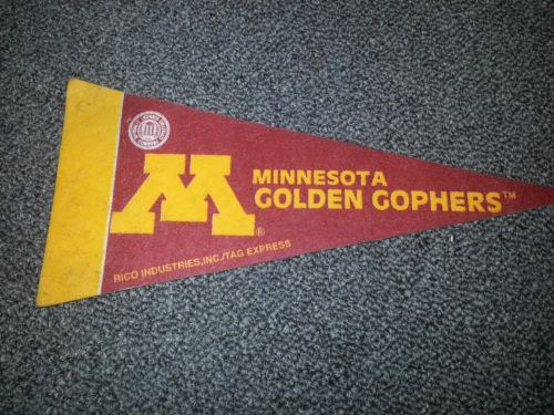 Minnesota Golden Gophers mini pennant