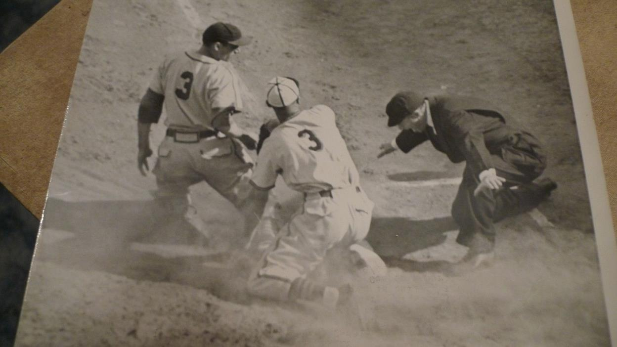 photo of 1944 world series game -10/8/44 game 5