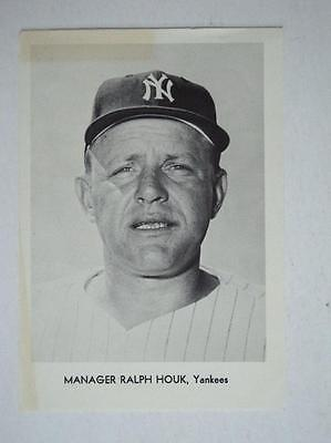 1967 Yankees Ralph Houk  5x7 Jay Publishing Photo Pack  FLASH SALE