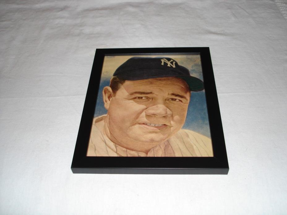 Babe Ruth Vintage Photo