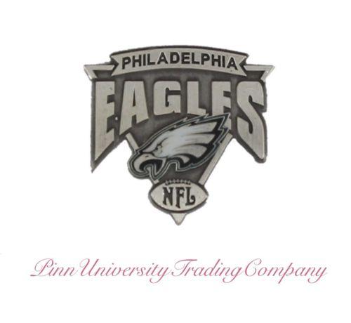 "Philadelphia Eagles Vintage Metal Lapel (Hat, Tie) Pin (NOS) 1.2"" x 1.2"""