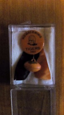 1951 Home Coming Pin with Football - St. Cloud MN - Tech High School