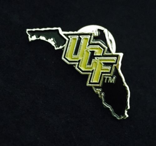 UCF Central Florida Knights Vintage Metal Lapel (Hat, Tie) Pin (Free S/H)