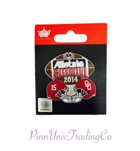 2014 Sugar Bowl Alabama Crimson Tide vs OU Sooners Metal Lapel (Hat, Tie) Pin