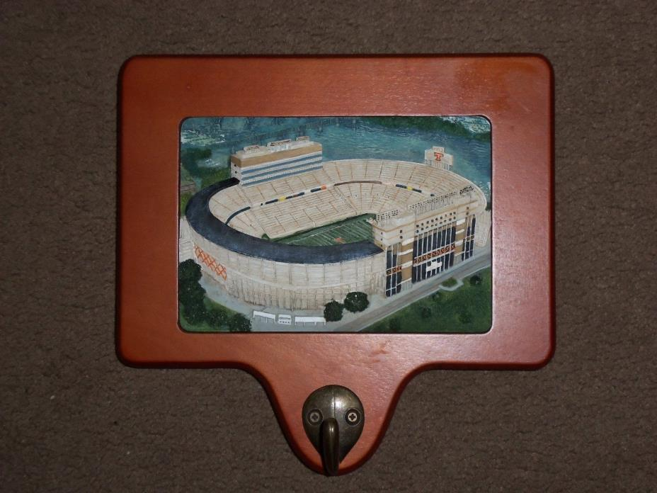 University of TENNESSEE VOLS NEYLAND STADIUM PLAQUE with Hook 2004 Knoxville