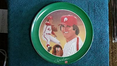 VINTAGE 7-UP TUG MCGRAW COLLECTOR'S PLATE-1980'S
